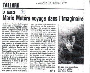 marie-matera-presse-2004